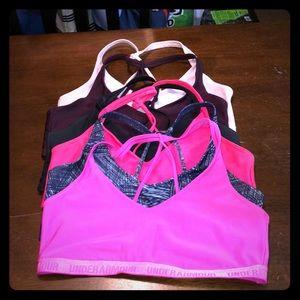 Under Armour Bundle: 7 sports bras